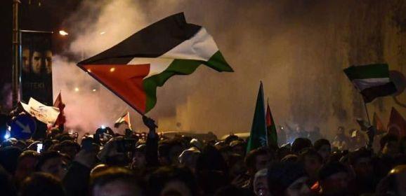 مظاهرات حاشدة في مختلف مدن العالم نصرة للقدس