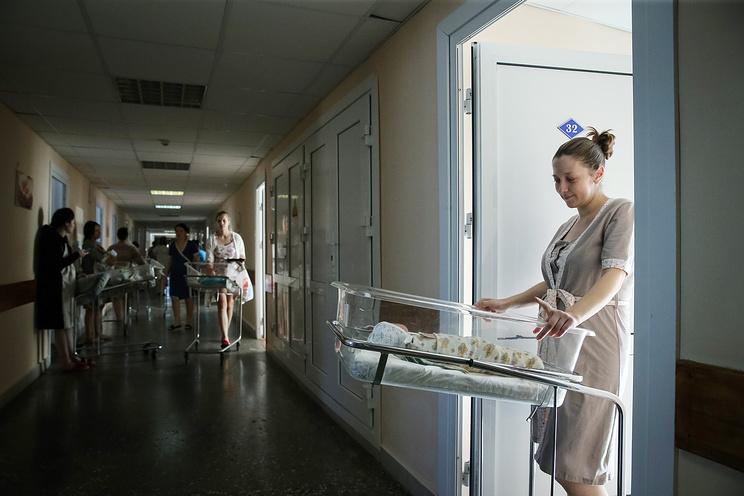 В России в 2017 году зафиксирована минимальная рождаемость за 10 лет