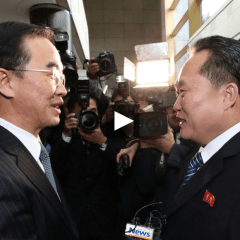 Pyongyang & Seoul hold 'serious and sincere' high-level peace talks