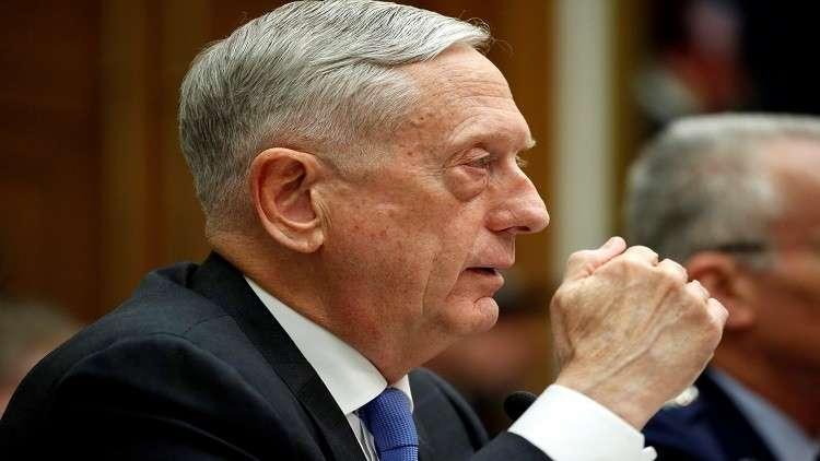 وزير الدفاع الأمريكي يدعو نظيره التركي للتركيز على محاربة داعش