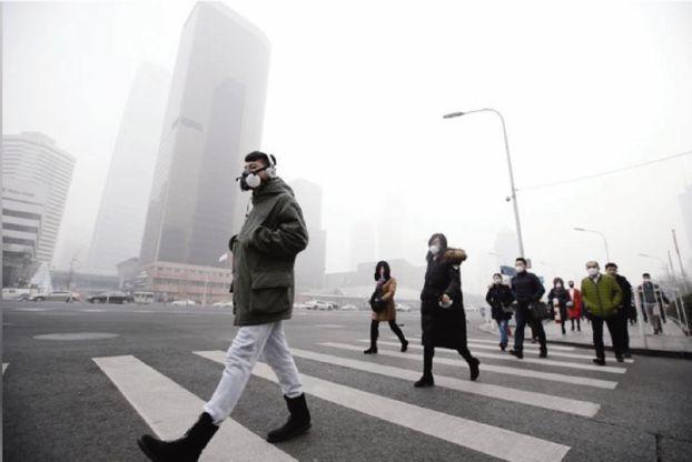 الصين تتوقع تلوثا كبيرا للهواء خلال احتفالات العام القمري