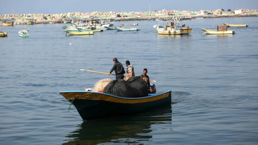 'Suspicious' Palestinian fisherman killed by Israeli forces off Gaza coast