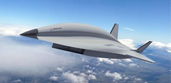 What we know about Boeing's hypersonic strike aircraft that aims to 'circle the world in 1-3 hours'