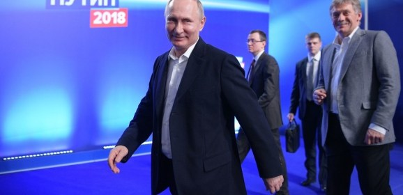 Putin reveals primary objective of new presidential term