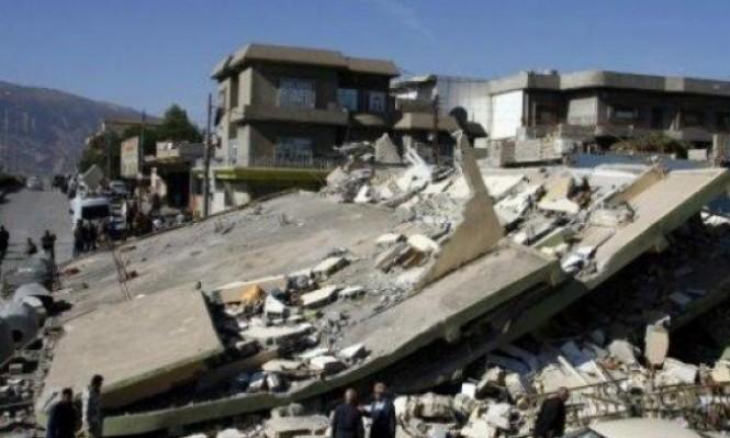 زلزال قوته 5.9 درجة يهز جنوب إيران ولا أنباء عن ضحايا