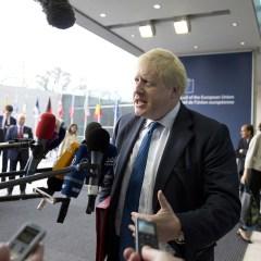 Джонсон: удары по Сирии не переломят войну и не приведут к смещению Асада