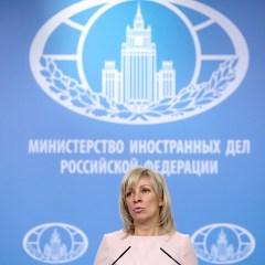 Захарова назвала нечистоплотной кампанию в СМИ Запада о том, что РФ и Сирия мешают ОЗХО