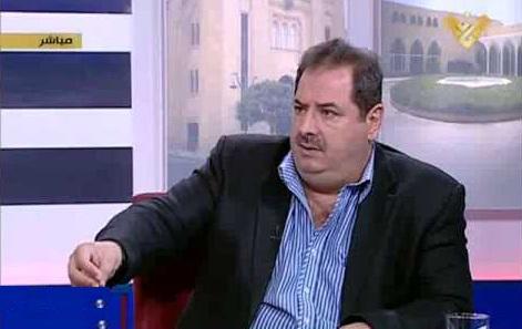 """رئيس تحرير مجلة الإعمار والإقتصاد الدكتور حسن مقلد ضيف """"حديث الساعة"""" على تلفزيون المنار"""