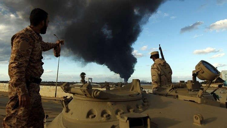 الأمم المتحدة: القتال في درنة وصل مستويات غير مسبوقة