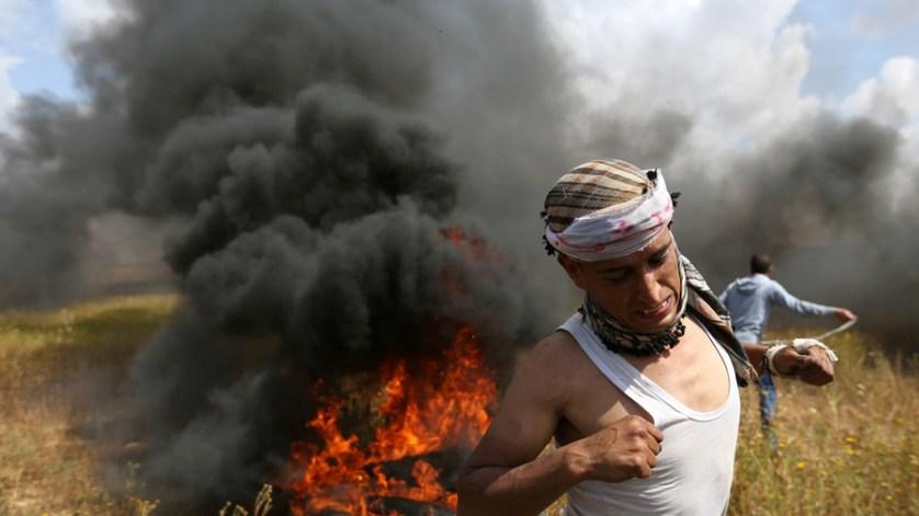 100 injured: March of Return protests resume at Gaza-Israel border