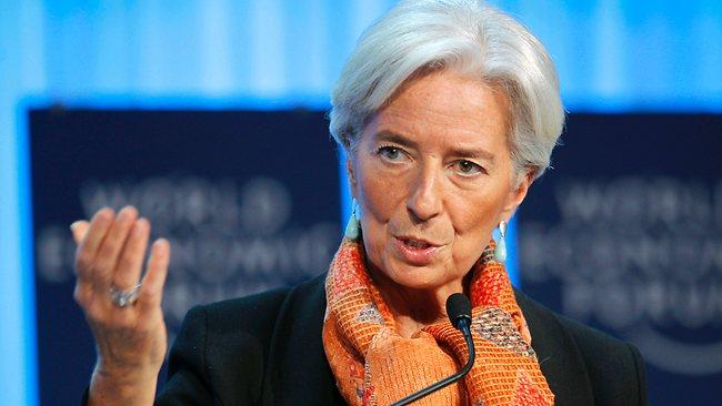 لاجارد: أفق الاقتصاد العالمي يصير أكثر قتامة يوما تلو الآخر
