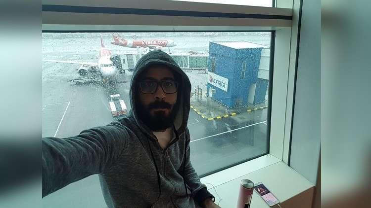 سوري عالق في مطار كوالالمبور لأكثر من 100 يوم يناشد كندا استقباله