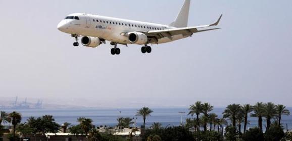 """مطار """"إسرائيلي"""" جديد لجذب السياح الأوروبيين إلى إيلات"""