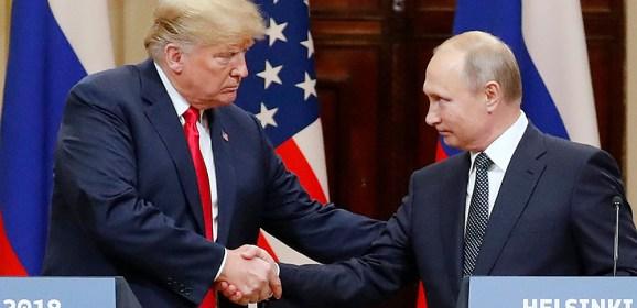 بوتين لترامب حول القرم: المسألة مقفلة بالنسبة لنا.. انتهى