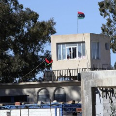 400 inmates break out of prison in Libya amid fierce militia infighting
