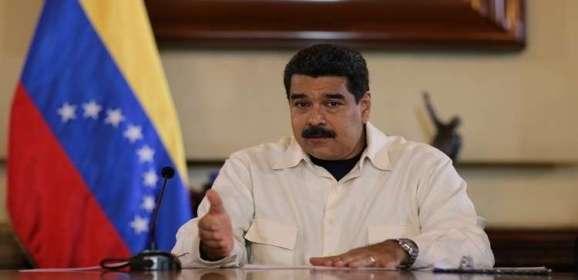 """مادورو يكشف عن مفاوضات """"سرية"""" مع البيت الأبيض"""