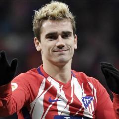 جريزمان يغادر أتليتيكو مدريد في نهاية الموسم