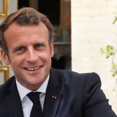 ماكرون يدعو أوروبا لوضع يدها على الملفات الجيوسياسية في منطقة المتوسط