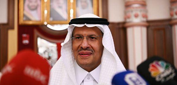 """وزير الطاقة السعودي يشيد بالعراق ونيجيريا لالتزامهما بصفقة """"أوبك +"""""""