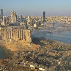 انفجار مرفأ بيروت…هل من علاقة لأميركا؟