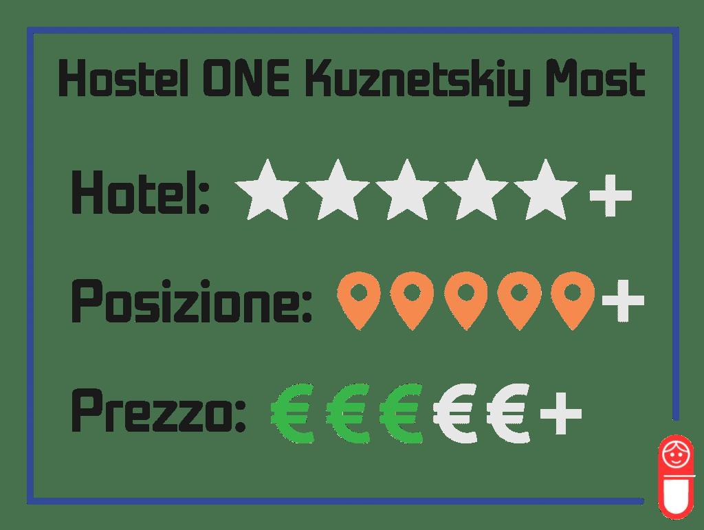 ostello a Mosca