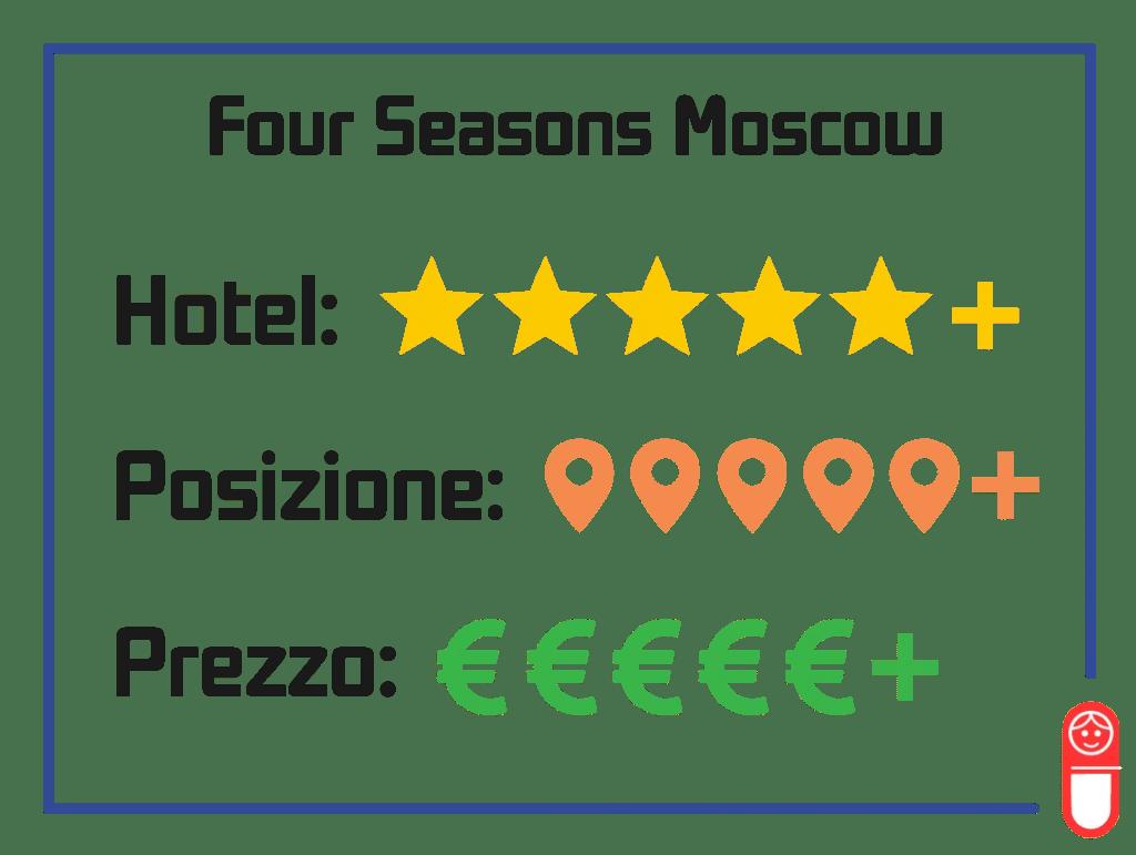 dove dormire a Mosca?