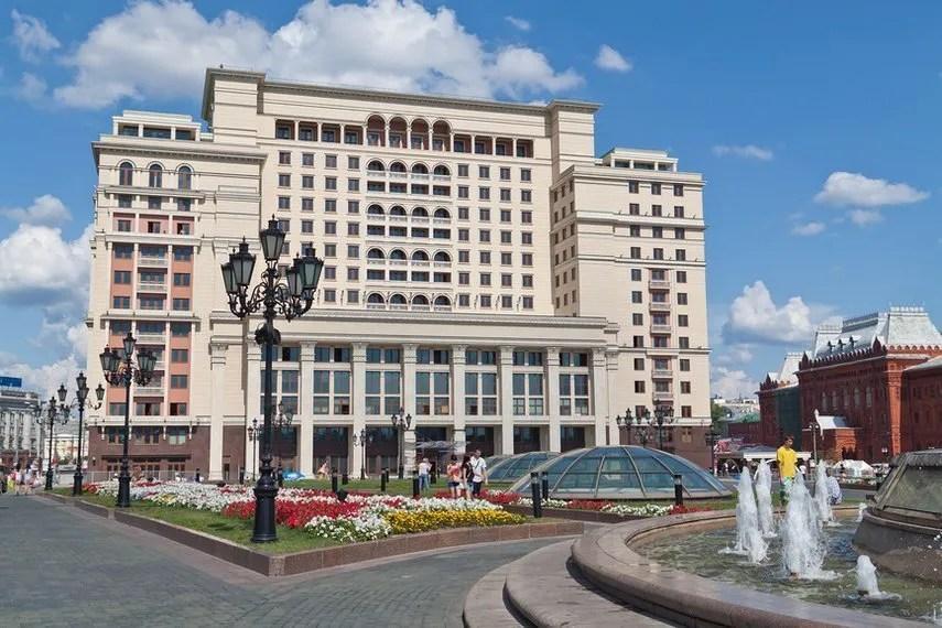 alberghi vicino alla piazza rossa