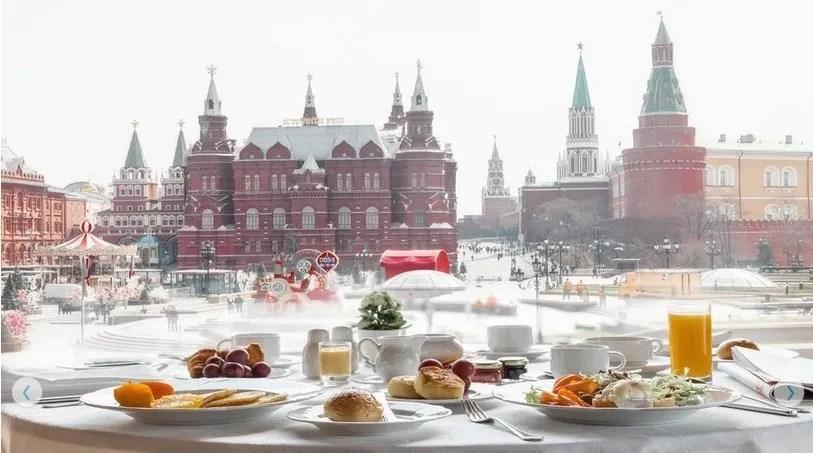 dove dormire a Mosca