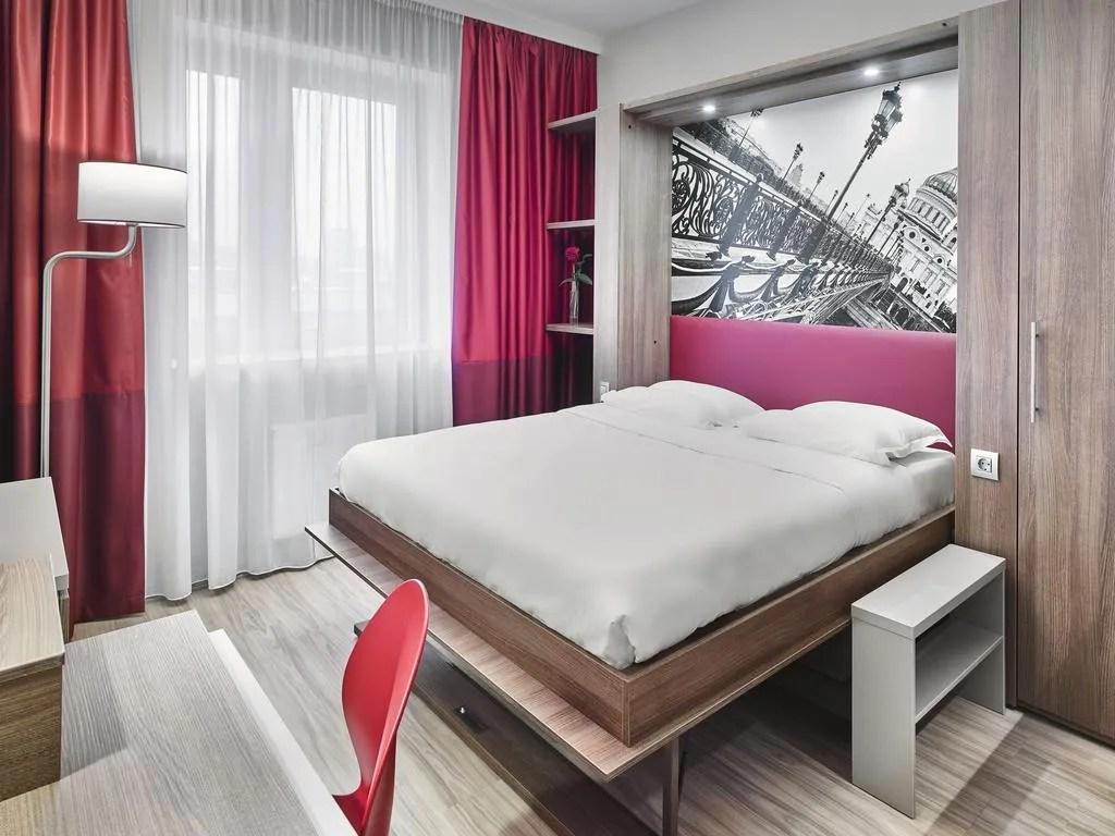 Hotel in centro dove alloggiare a Mosca per una fiera