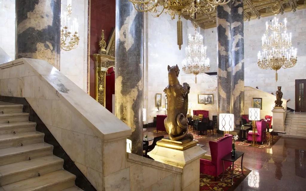 Dove alloggiare a Mosca per una trattative