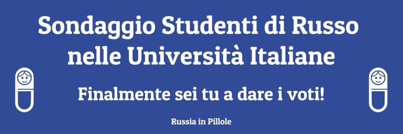 studenti universitari di russo