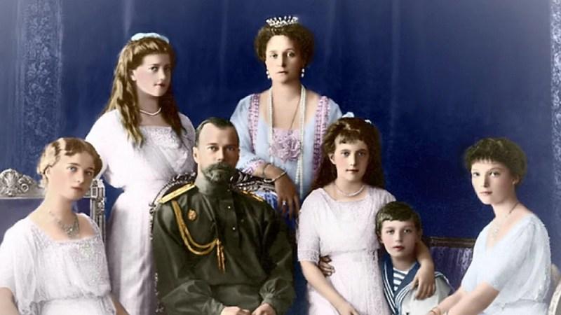famiglia in russo