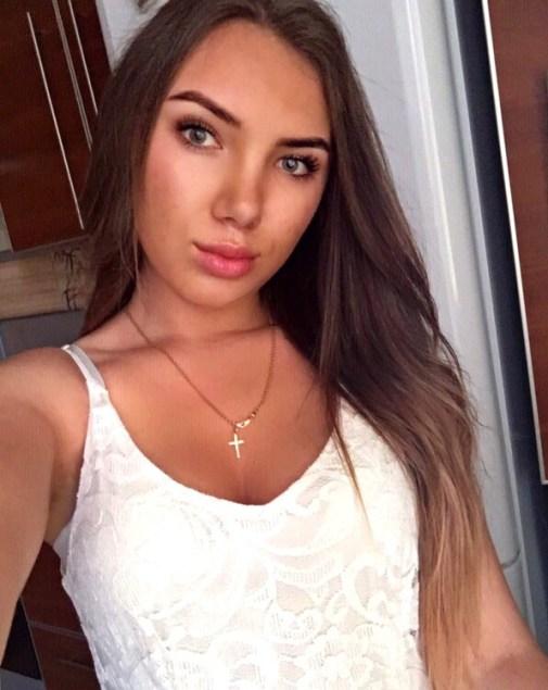 Valeria russian bridesmaid