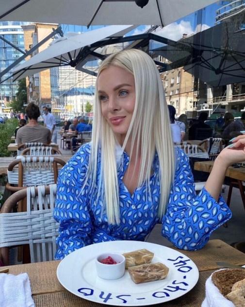 Alena russian bridesmaid