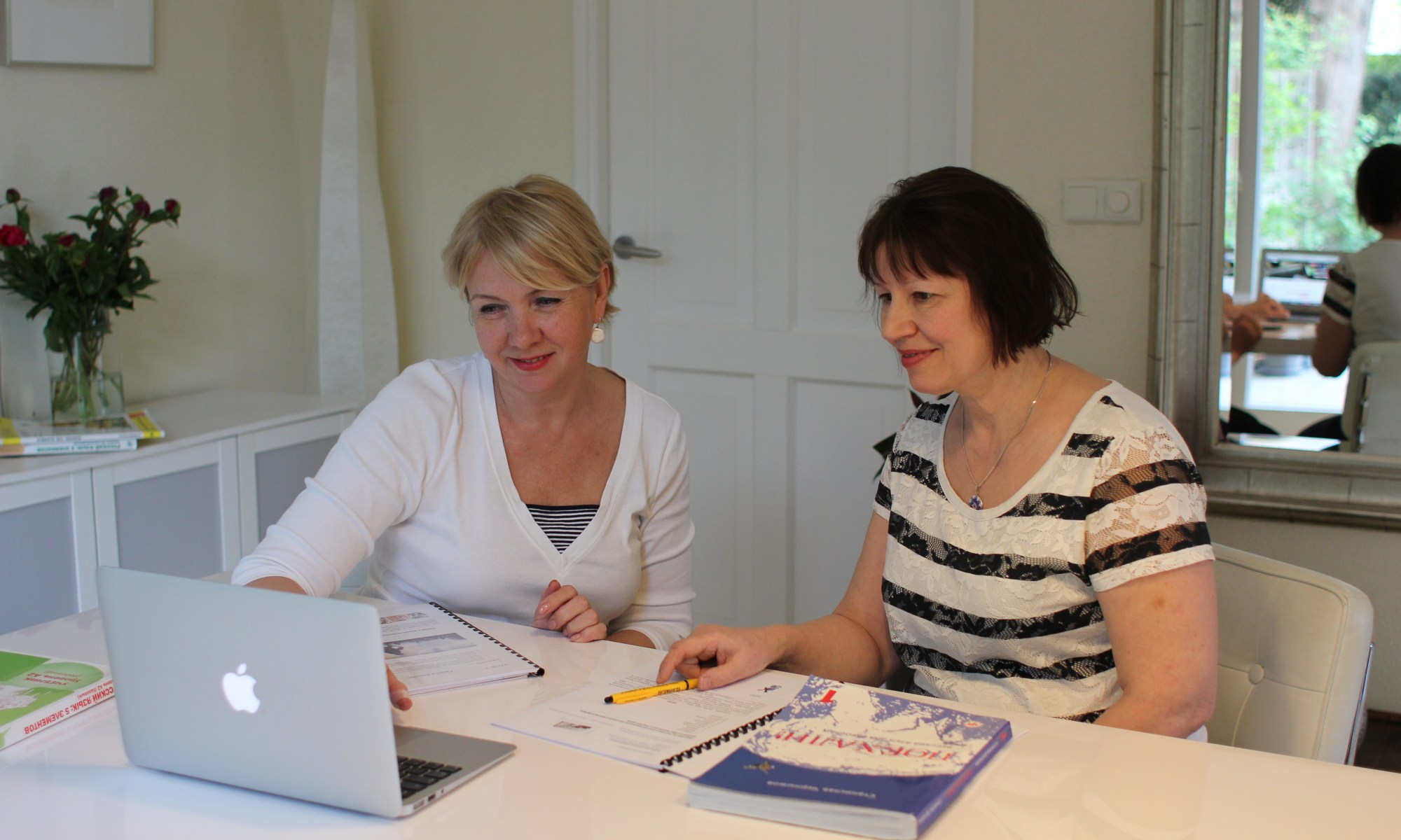 Learn Russian in The Hague: our training programmes