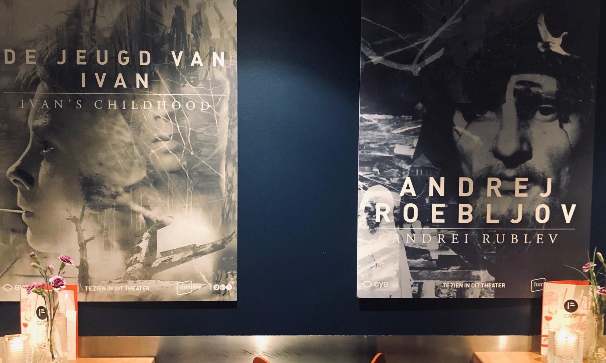 Tarkovski film posters