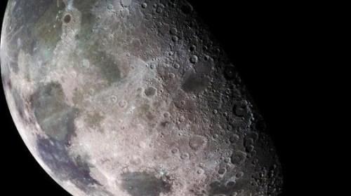 NASA показало видео темной стороны Луны
