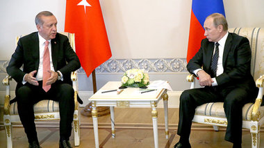 Р. Эрдоган. Борьба с террором