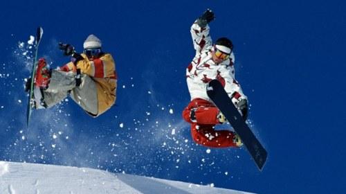 Сноубордисты Тутан и Марино победили в слоупстайле на этапе КМ в Квебеке