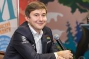 Сергей Карякин: Шахматы не помогли мне понять логику жены