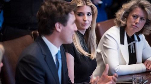 Свидание? Замужняя Иванка Трамп отправилась в театр с горячим премьер-министром Канады