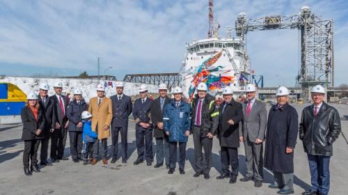 В Канаде открылась 59-я навигация по морскому пути Святого Лаврентия