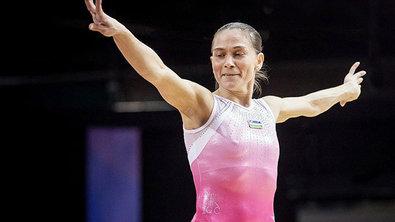 Оксана Чусовитина завоевала серебро в Монреале