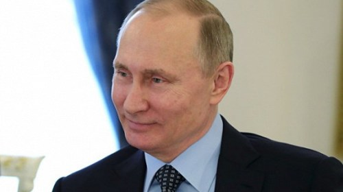 Путин призвал страны отказаться от воинственной риторики