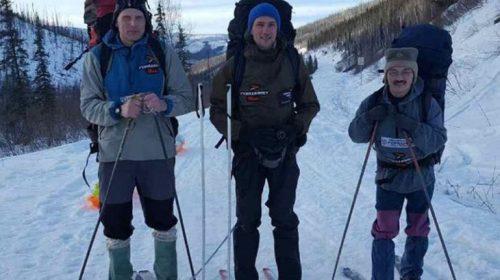 Пермский ученый пересек Аляску на лыжах и велосипеде