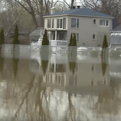В Канаде второй по величине город объявил чрезвычайное положение из-за наводнения