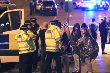 NBC: При взрывах в Манчестере погибли не менее 20 человек