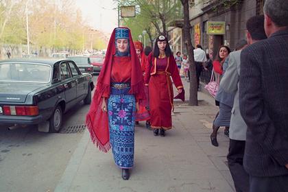 Раскрыта особенность генетического происхождения женского населения Армении