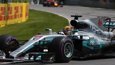 Хэмилтон выиграл Гран-при Канады «Формулы-1»
