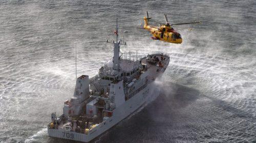 ВМС Южной Кореи, США и Канады проведут совместные маневры возле острова Чеджудо